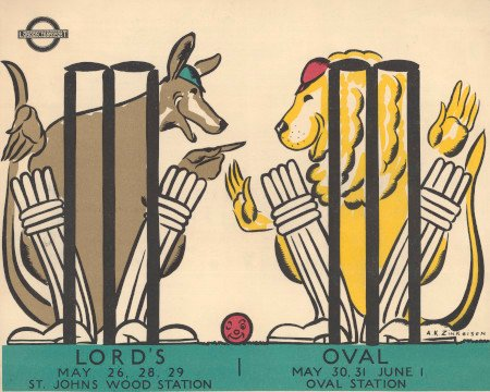 Lords; Oval