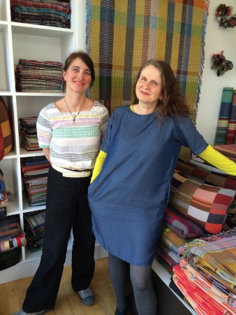 Oral history; interview with harriet wallace-jones and emma sewell of wallace sewell, 2016