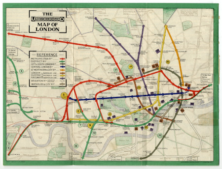 London Map Guide.Maps