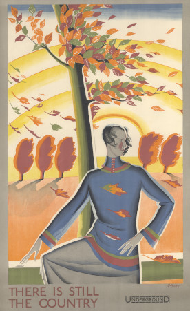Related object: Poster; There is still the Country, by Dora M Batty, 1926