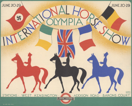 International Horse Show, Olympia