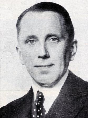 Christian Barman, 1898 - 1980