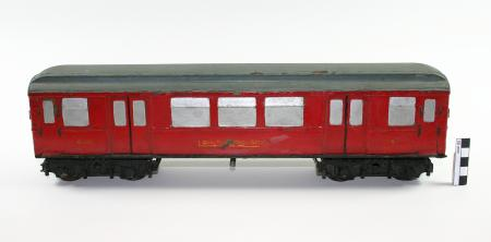 Model; q23 double ended acton shuttle train
