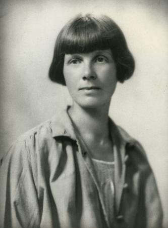 Margaret Calkin James, 1895-1985