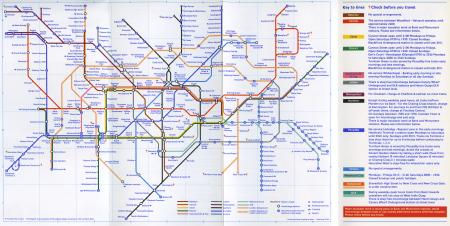Transport For London Map.Maps