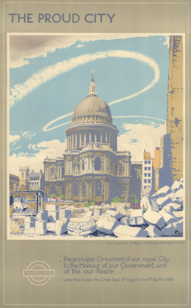 London Transport Posters and the Second World War